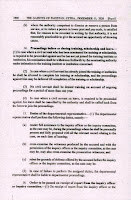 CIVIL SERVANTS EFFICIENCY AND DISCIPLINE RULES 2020
