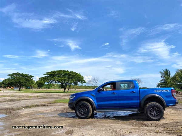 Ford, Ford Negros, Ford Philippines, Ford Ranger Raptor, Ford Ranger Raptor Review, family trip, road trip, Ford Raptor, performance blue color, travel, family travel, Bacolod City, Negros Occidental, Ford dealership, pickup truck, Ford Raptor features, Ford Ranger Raptor 2020, Fox Racing, Position Sensitive Damping shock absorbers, car seat, pc gaming chair, pc games, mpv, city driving, safe driving, province, countryside, rambutan, fresh fruits, mountainscape, SYNC 3, vehicle interface, voice command, bi-turbo engine, park assist, Autonomous Emergency Braking, steering wheel, GPS, Google maps, Mt. Kanla-on, Pontevedra fishing port