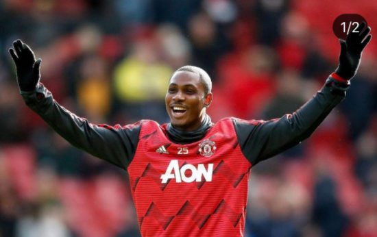 """""""It's so hard to see this dream come to an end."""" – Odion Ighalo's goodbye message to Manchester United"""