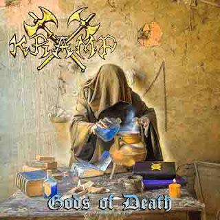 """Ο δίσκος των Kramp """"Gods of Death"""""""