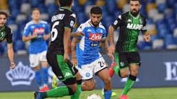 Sassuolo vs Napoli Preview and Prediction 2021