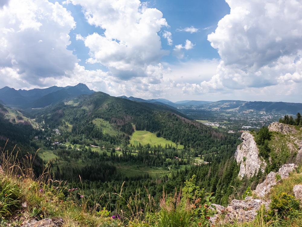 GoPro Panorama z Nosala