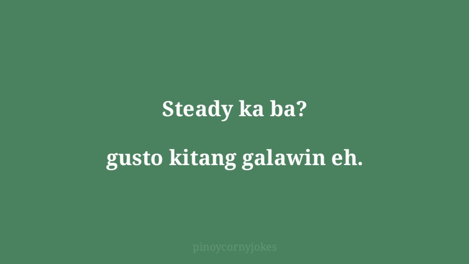 steady pinoy bastos jokes