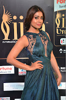 Shriya Saran in Beautiful Transparent Dark Gown IIFA Utsavam Awards 2017 052.JPG