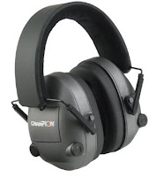 Champion Electronic Ear Muffs Review
