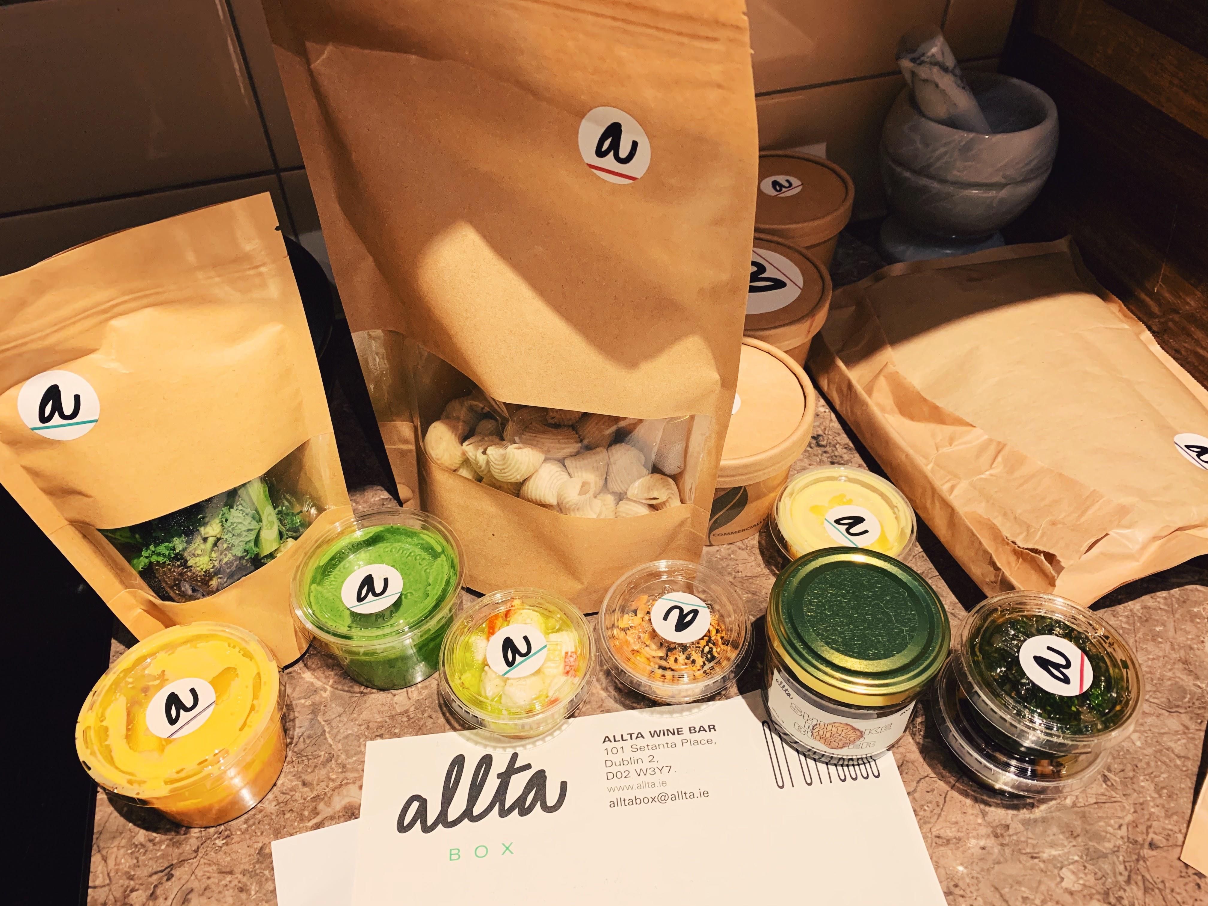 Allta-box