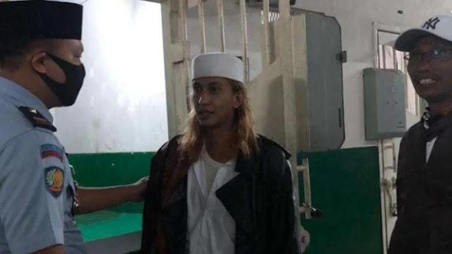 Habib Bahar Ditangkap Lagi karena Isi Ceramah Menantang Pemerintah
