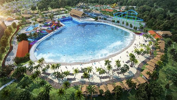 Adventure Water Park Desaru Johor