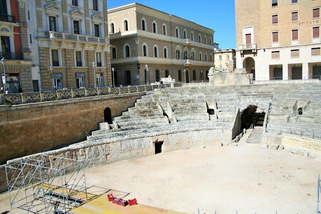 anfiteatro, monumento,