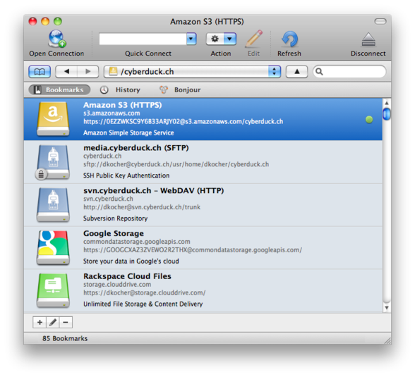 Cyberduck for mac free download