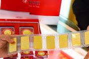 Giá vàng nhảy vọt, vượt mốc 58 triệu đồng/lượng