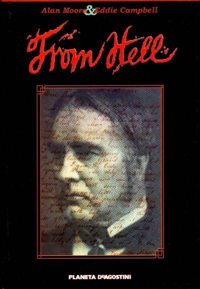 From Hell es un cómic de Alan Moore