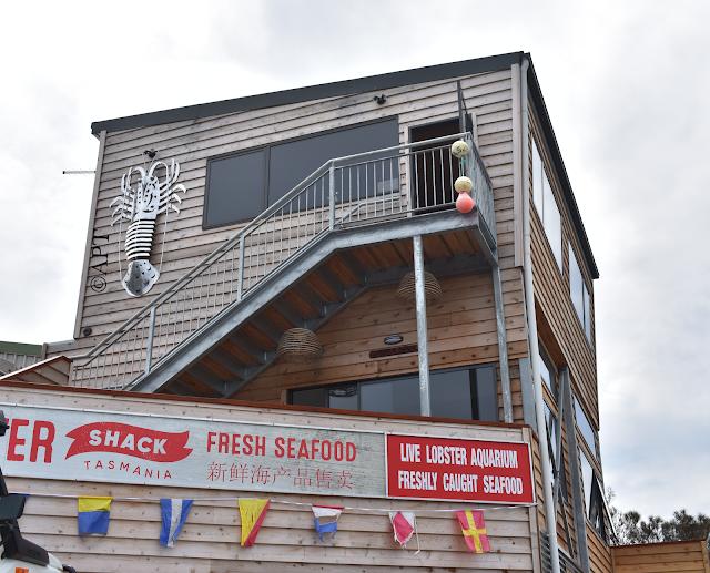Bicheno Public Art | Tasman Coastal Seafoods
