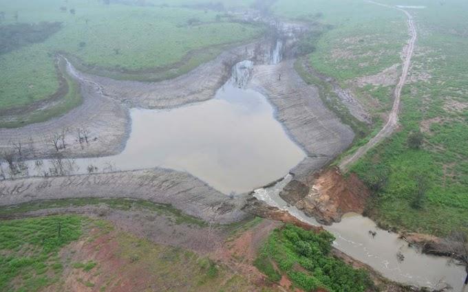 'O sertão vai virar mar': Rompimento da barragem do Quati na Bahia