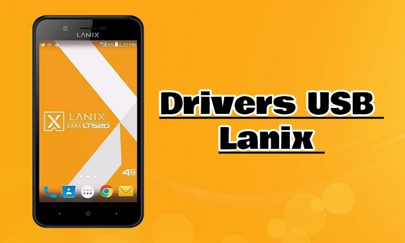 Instalar drivers USB Lanix en Windows paso a paso