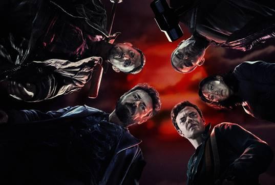 The Boys, serie, superhéroes