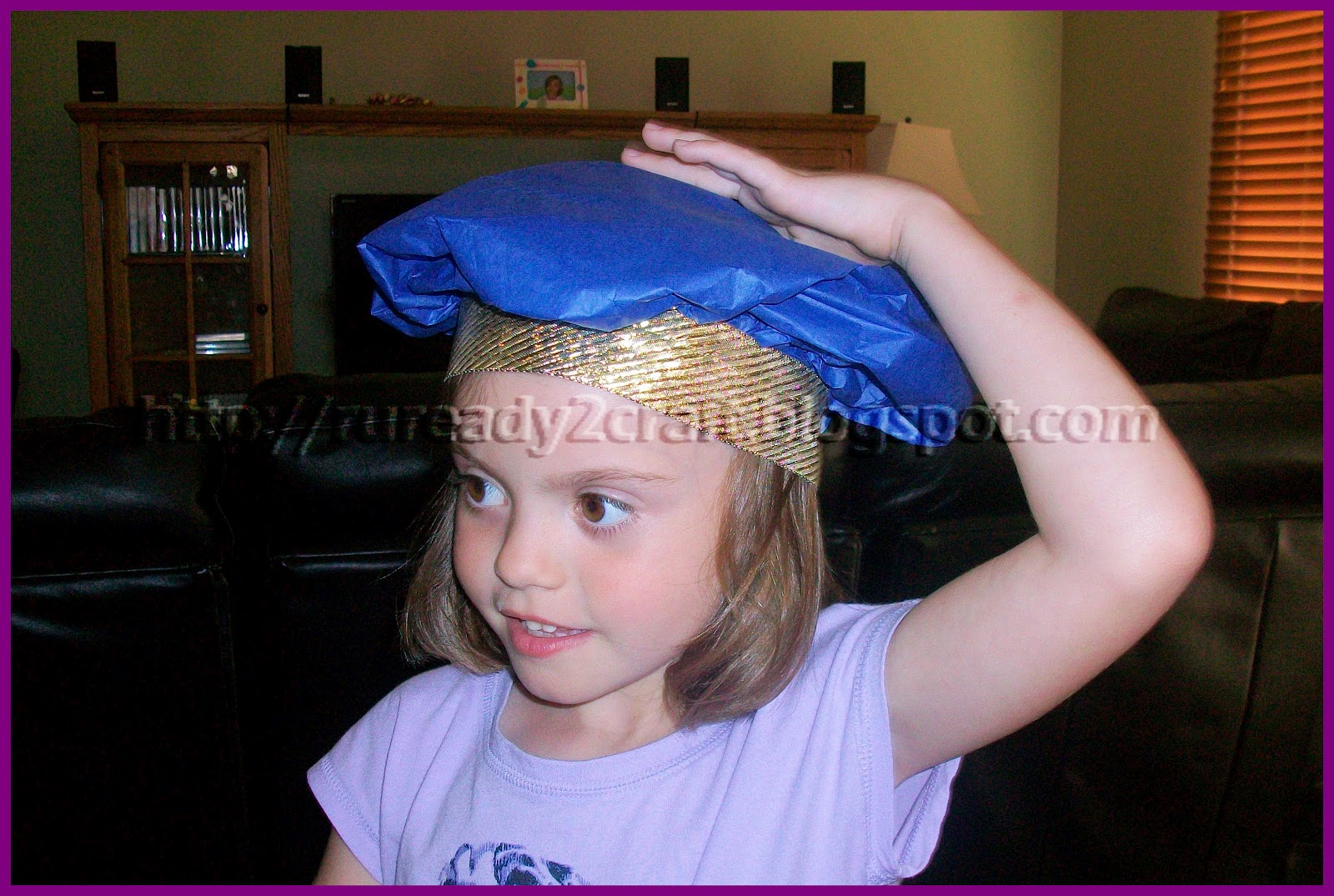 1c536fcbc2da6 RuReady 2 Craft   Chef or Artist Beret or Genie Costume Hats for Fun!