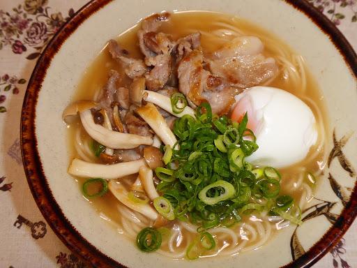 【江崎製麺】(うまかラーメン 九州味)福島ラーメン しょうゆ味