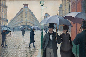 Paris : Caillebotte, peintre du Paris haussmannien, chantre inquiet de la modernité - IXème