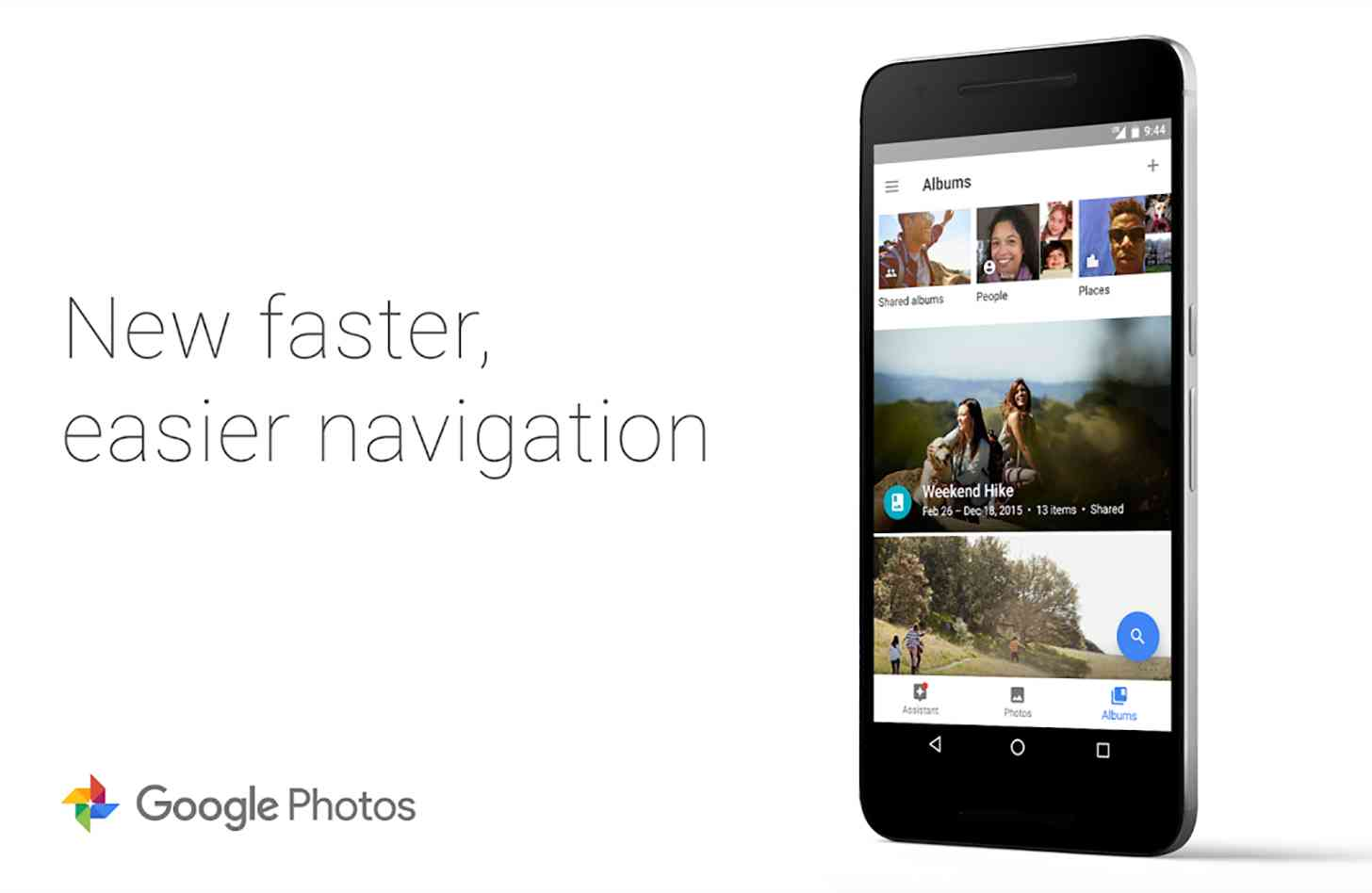 [APK] Google Photos Update Includes Bottom Navigation Bar, Collections Renamed to Albums