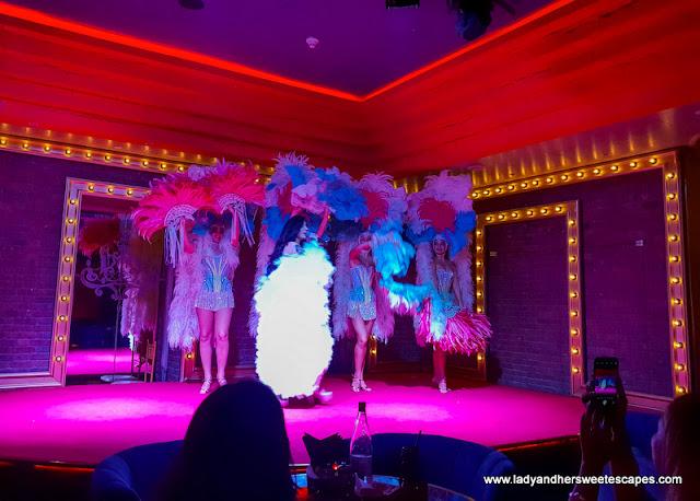 show in Maison Rouge Dubai