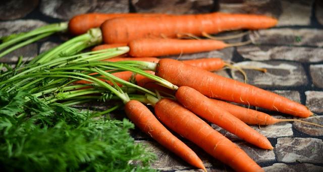 Konsumsi wortel untuk kesehatan mata