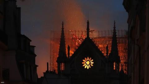 Notre Dame - Erdő Péter szolidaritását fejezte ki a párizsi érseknek