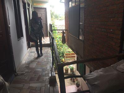 Hostal Rosario. Samaipata. Bolivia