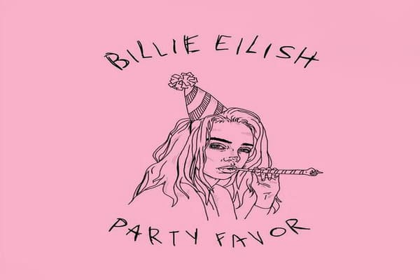 Lirik Lagu Billie Eilish Party Favor dan Terjemahan