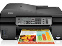 Epson WorkForce 435 driver download for Windows, Mac, Linux