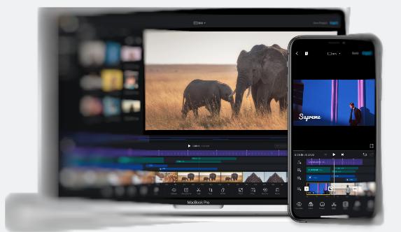 تطبيق مونتاج فيديو احترافي للاندرويد و الايفون 2021