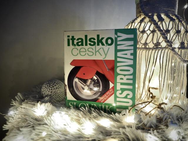 Tipy na vánoční dárky pro milovníky Itálie, italština pro samouky
