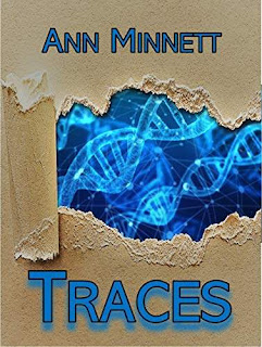Traces free book promotion Ann Minnett