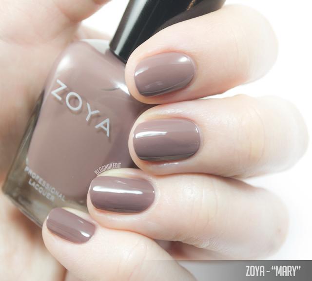 Zoya - Mary