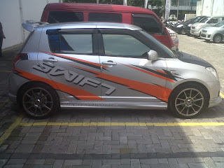stiker modif suzuki swift
