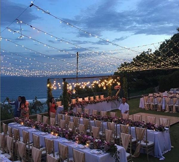 Latitude villa for wedding, kuta bali