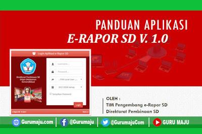 Panduan Aplikasi E-Rapor SD Lengkap Terbaru