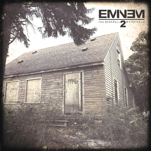 Eminem Discografias