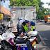 Sat Lantas Polres Ciamis Melakukan Penegakan Hukum Terhadap Pengendara yang Melanggar Lalu Lintas