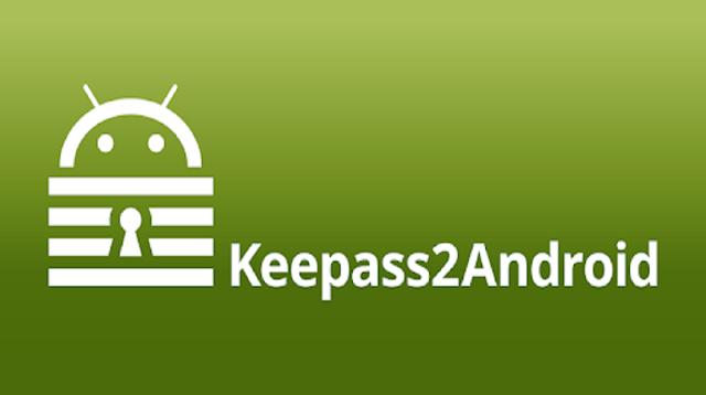 Aplikasi Lupa Kata Sandi Gmail dengan Keepass2Android