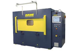 Dukane's 5000 Series Vibration welder