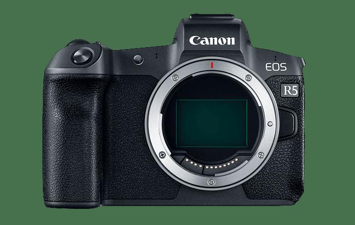 Фотоаппарат Canon EOS R5