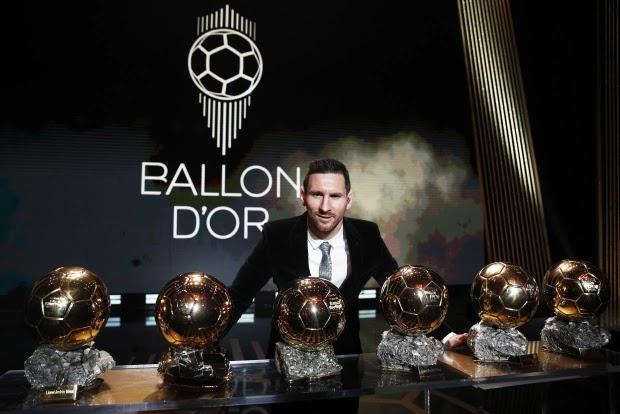 Top 10 cầu thủ xuất sắc nhất châu Âu: Messi số 1 2