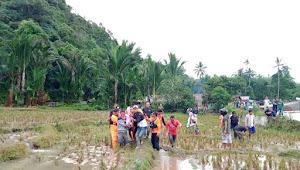 Update Banjir Tapteng, Tiga Meninggal