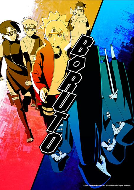 Boruto: Naruto Next Generations en pausa debido al COVID-19.