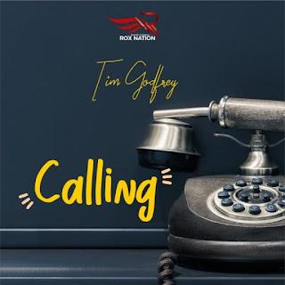 Tim Godfrey Calling art
