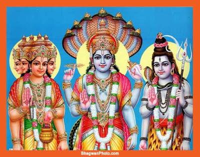 Vishnu Bhagwan Images