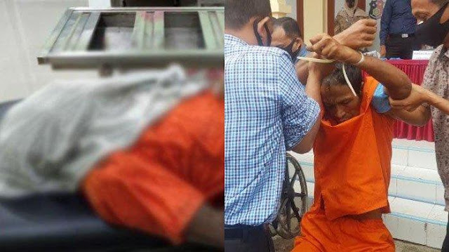 Sesak Nafas Hebat hingga Temui Ajal di Tahanan jadi Akhir Pria Pembunuh Rangga & Pemerkosa Sang Ibu