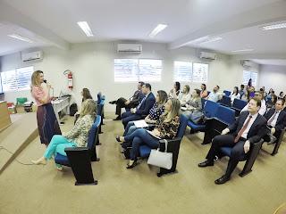 Oeiras recebe treinamento para implantação de secretarias unificada