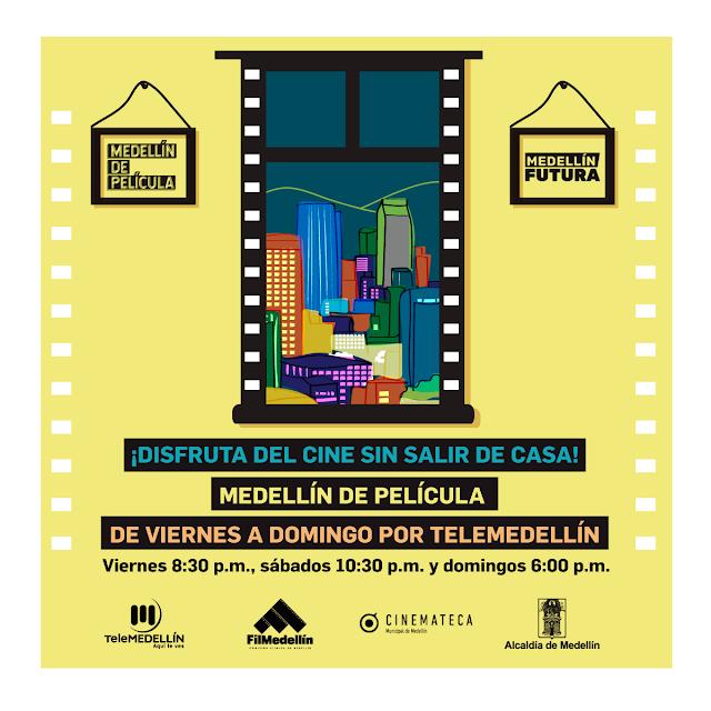 Medellín de Película cambia de horarios e incluye un día para exhibición de cortometrajes